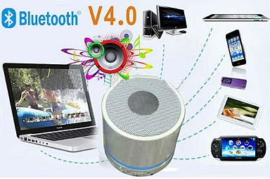 Gemanti Parlante Port�til Inal�mbrico Bluetooth